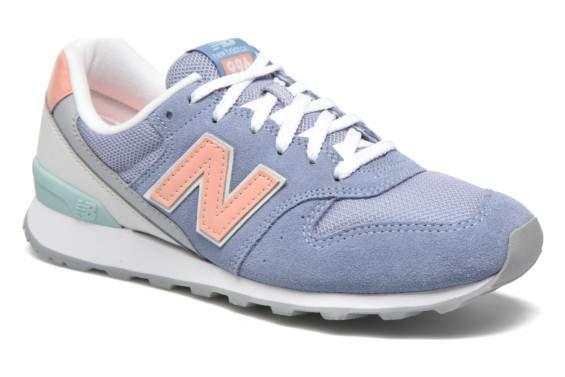 zapatillas new balance mujer azul claro