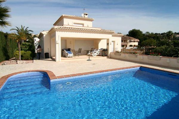 locations de villas en espagne saison et 2013 - Location Villa Piscine Costa Brava