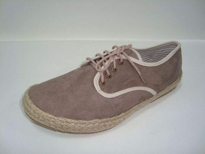 Taupe color men's casual shoes