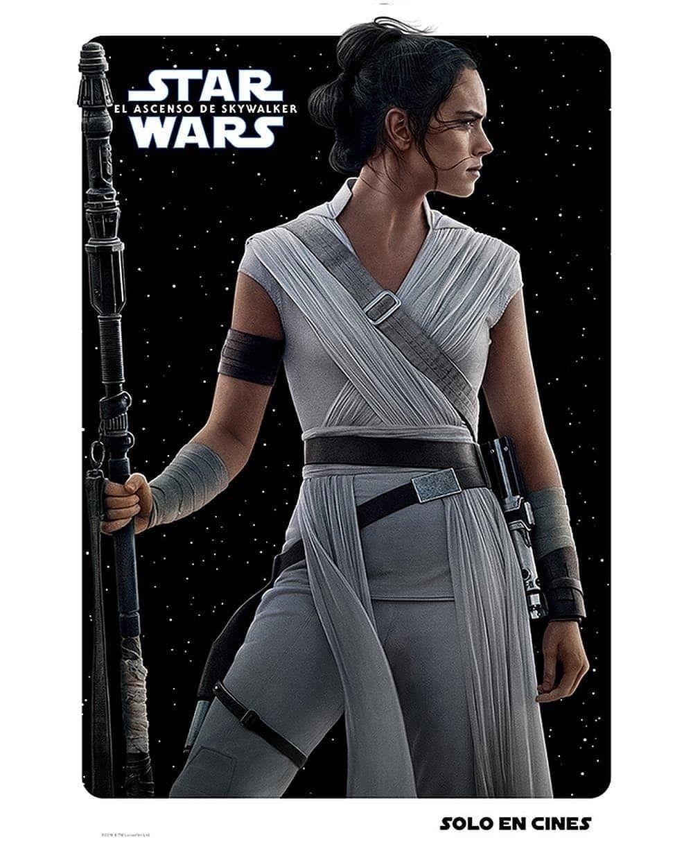 Star Wars: El Ascenso de Skywalker [Posters de Personajes]