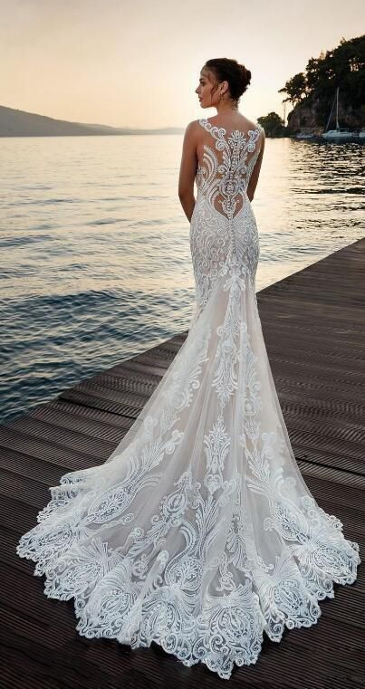 Pin on Summer Wedding Dresses
