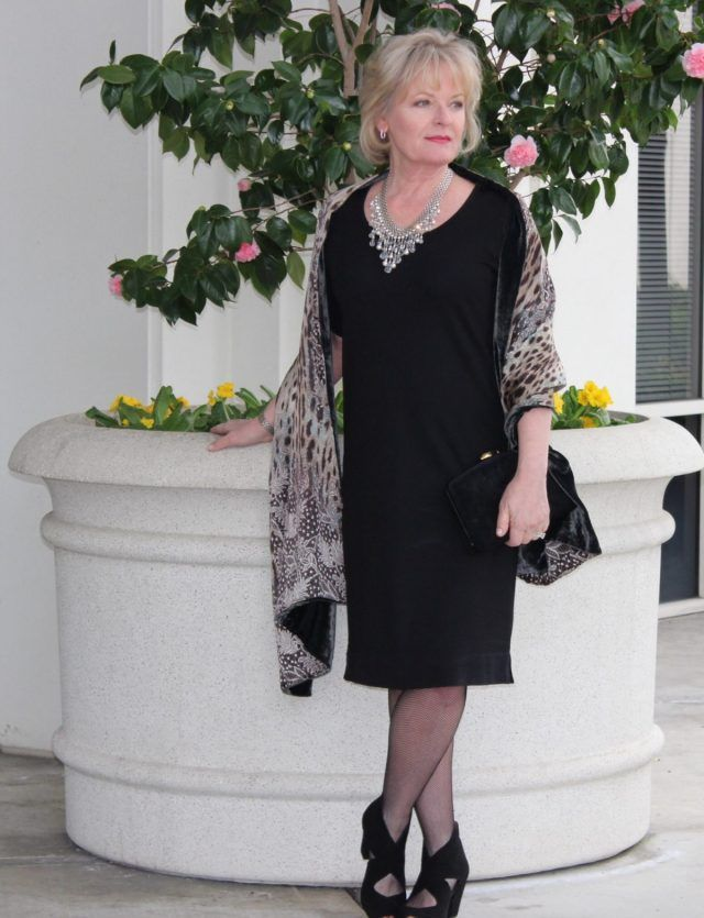 Classic Dresses for Women Over 50