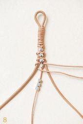 Photo of Leather wrap bracelet – do it yourself! Leather wrap bracelet – do it yourself! …
