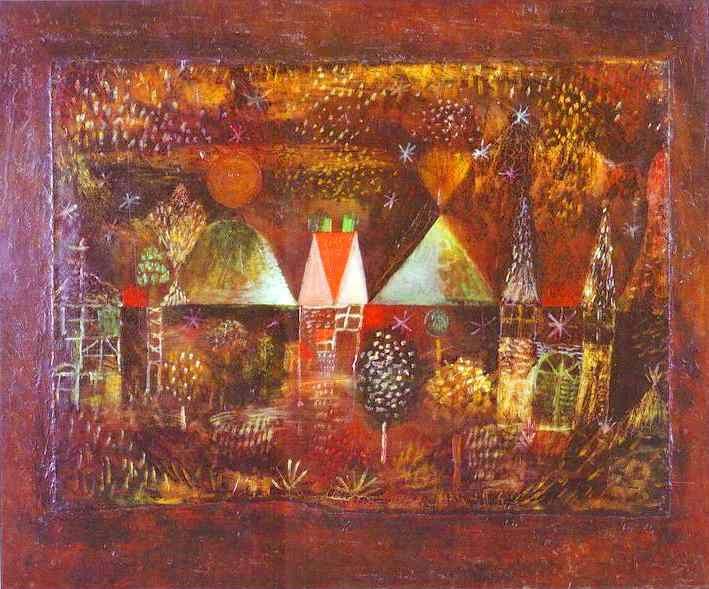 Nocturnal Festivity - Paul Klee - Wikipedia, the free encyclopedia