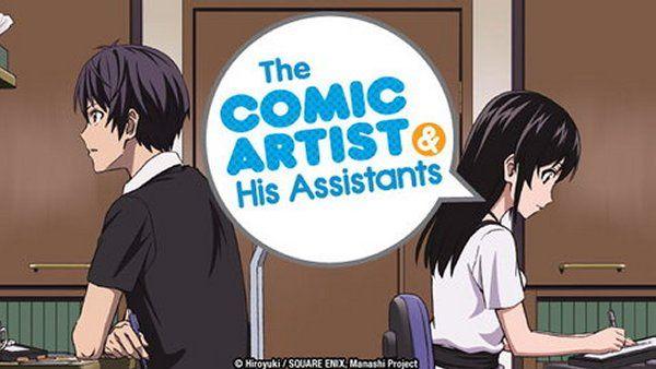 Mangaka San Assistant San Serien Stream