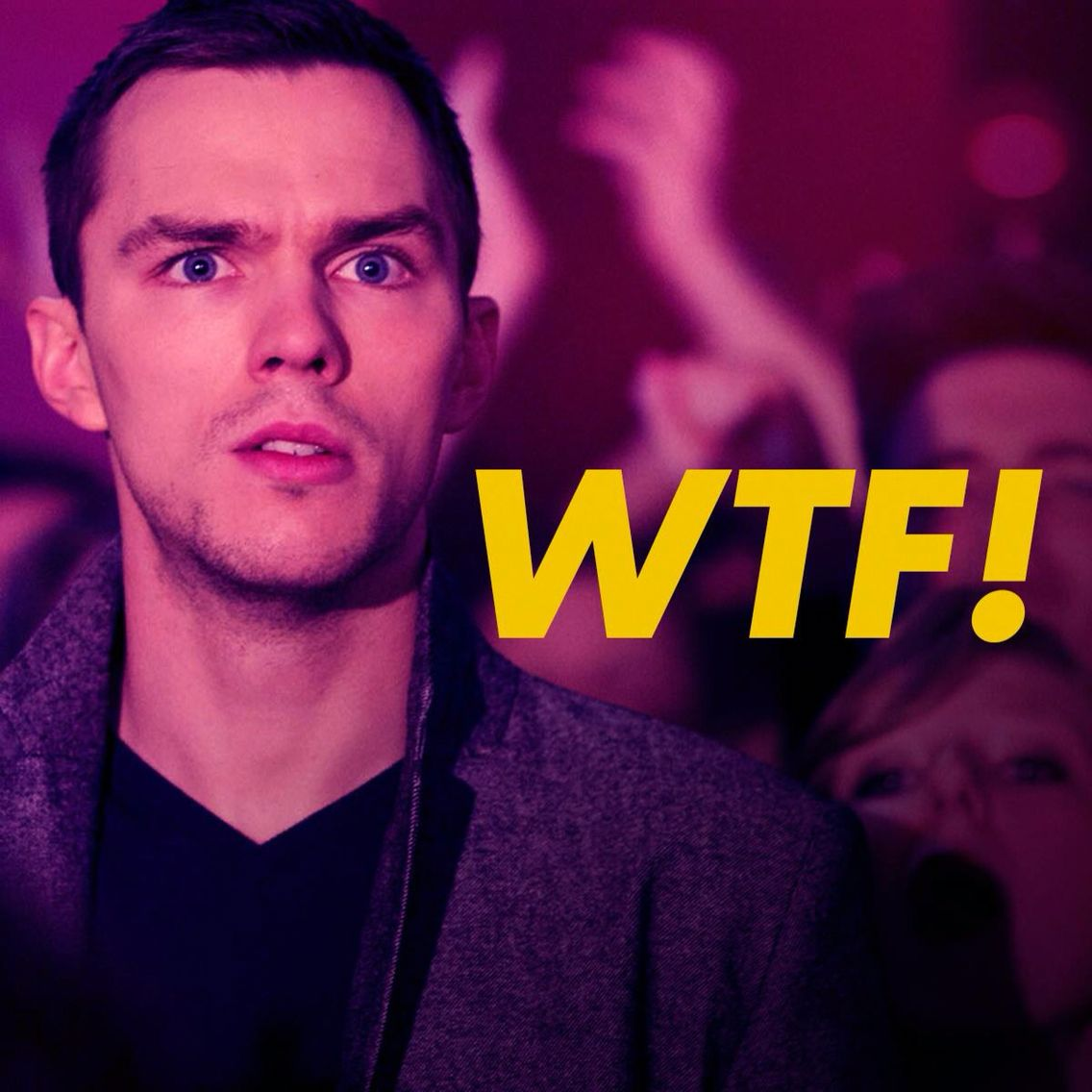 Nicholas Hoult in kill your friends | Nicholas hoult, Tv ...