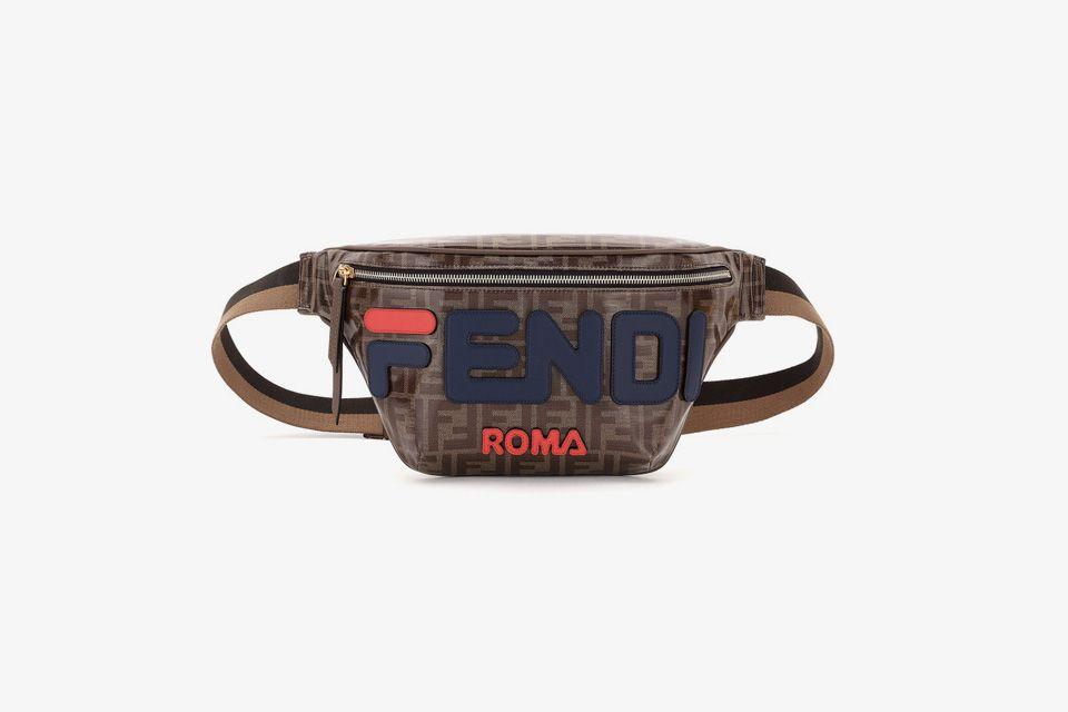 10d68ae82d23 Fendi Mania  nova coleção da grife italiana vem inspirada na marca  esportiva Fila – O