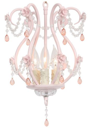 Maura daniel mimi chandelier pink so elegantly perfect for my maura daniel mimi chandelier pink so elegantly perfect for my little princesss aloadofball Choice Image