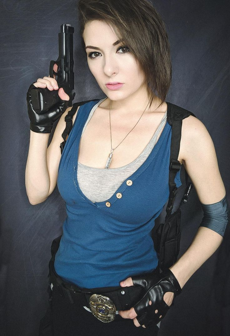 r/cosplay [Self] Resident Evil 3 Jill Valentine in 2020