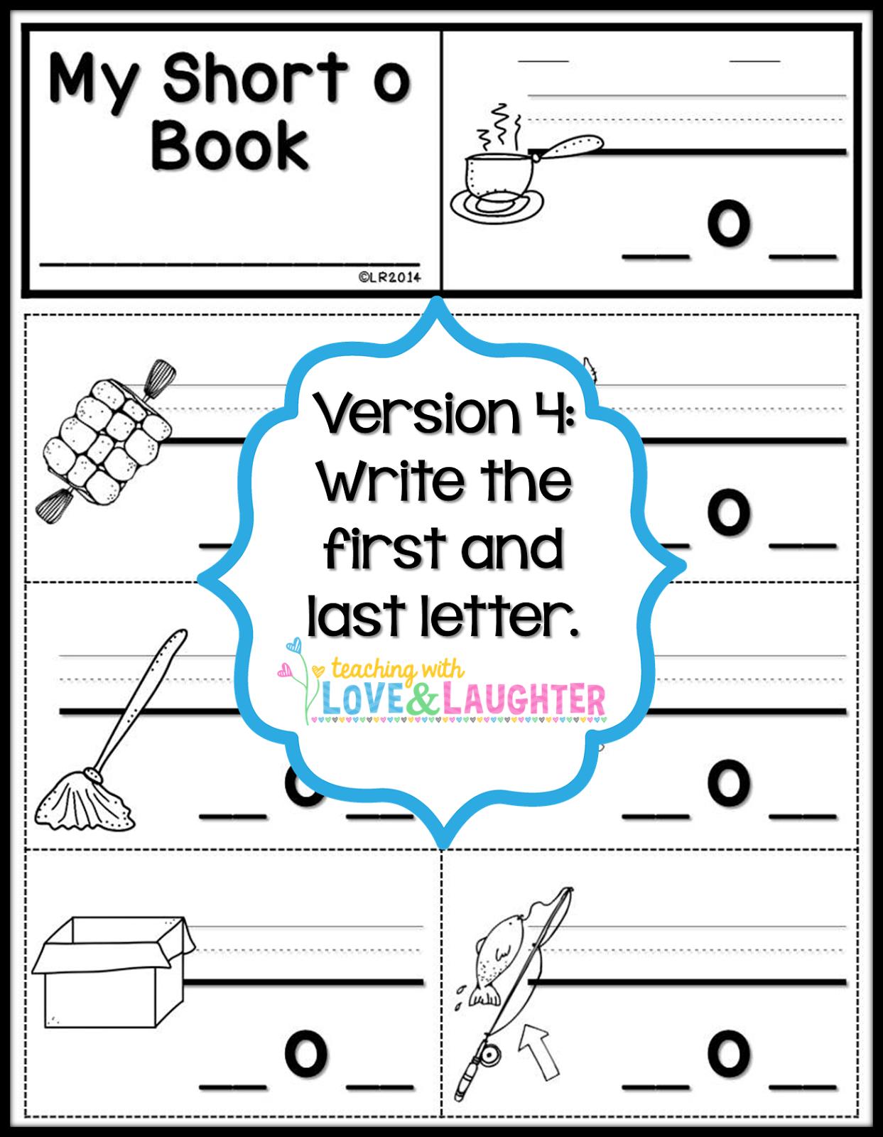 Fun Flip Books For Short Vowels And A Prefix Flip Book