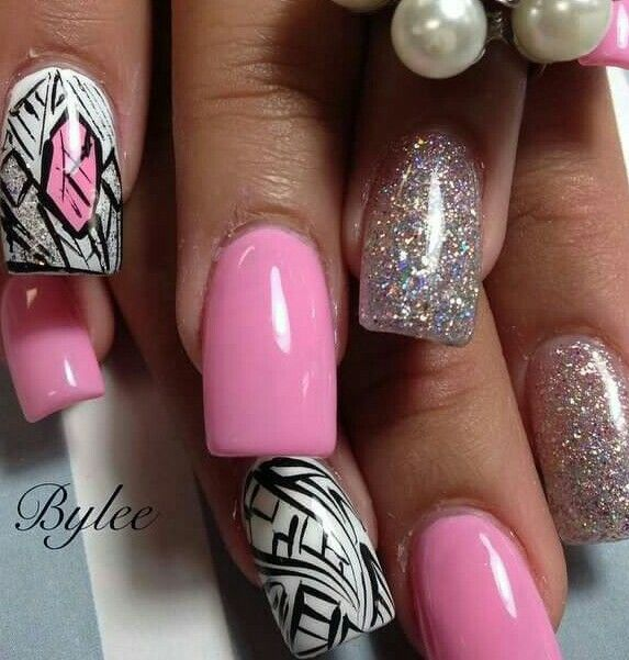 Pin by Angela Kelsall on Pretty Nails ❤ | Pinterest
