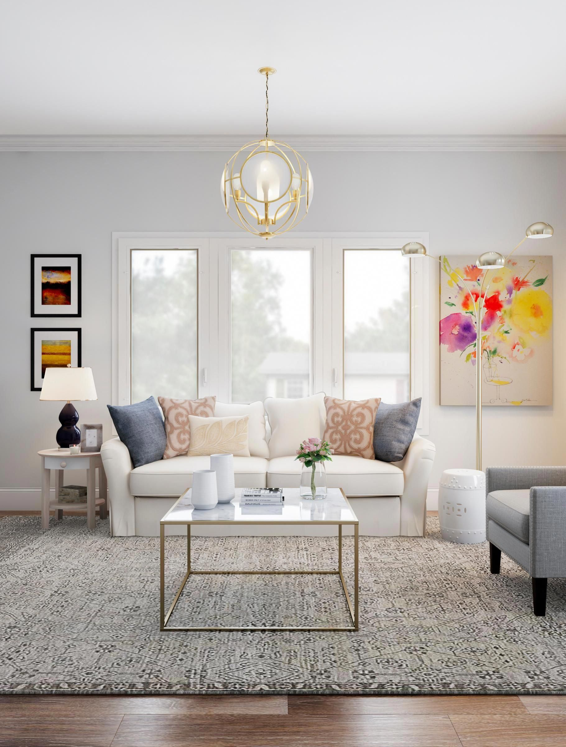 Build Your Living Room Around Your Art Collection It S What The Great Collectors Do Here We Use Bi Living Room Designs Elegant Living Room Decor Room Decor Around my living room
