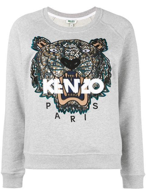 29b85ce426 KENZO Tiger sweatshirt. #kenzo #cloth #sweatshirt | Kenzo | Kenzo ...