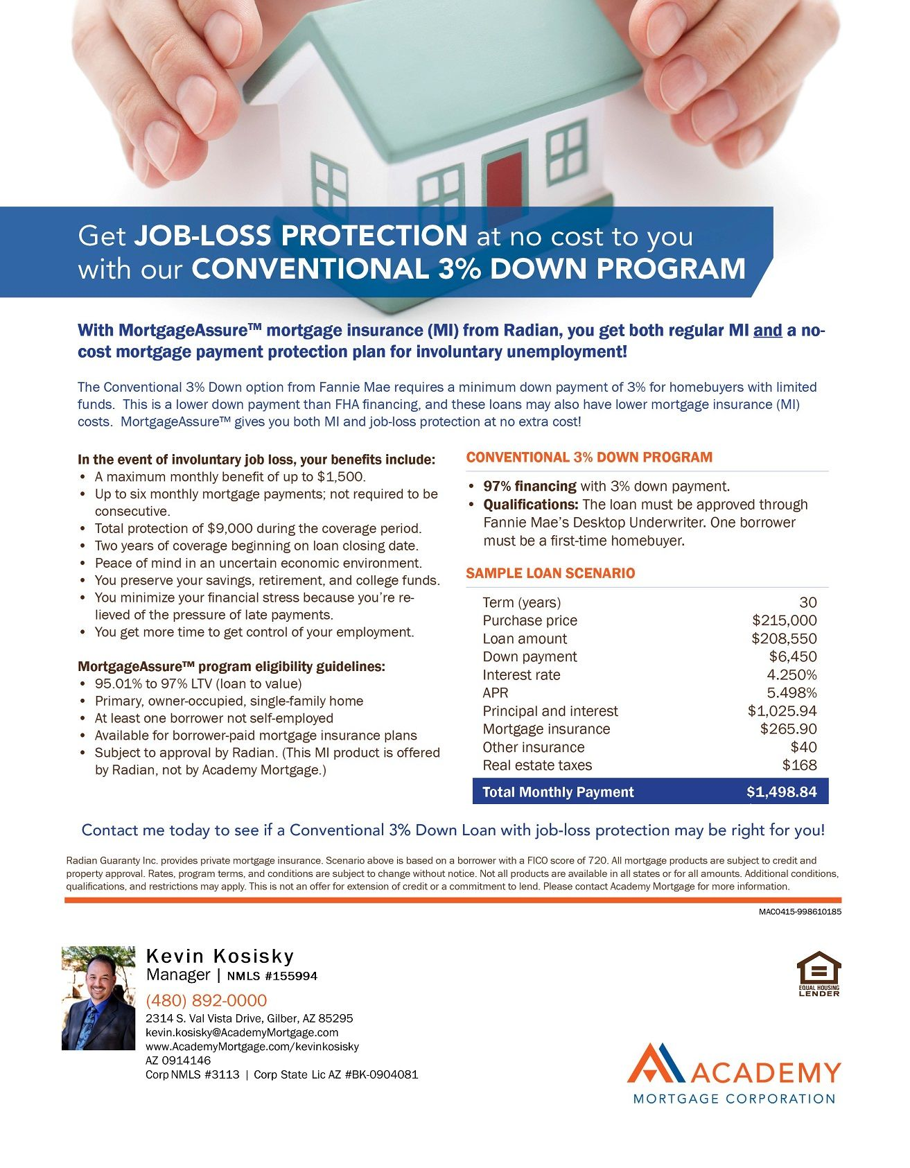 Job Loss Protection Mortgage Payment Mortgage Fannie Mae