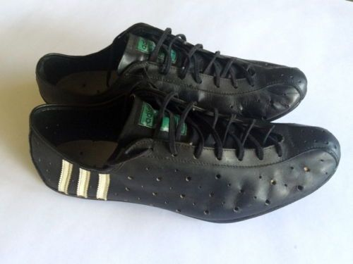 Vintage Eddy Merckx Super Adidas Cycling Shoes For Your Eroica