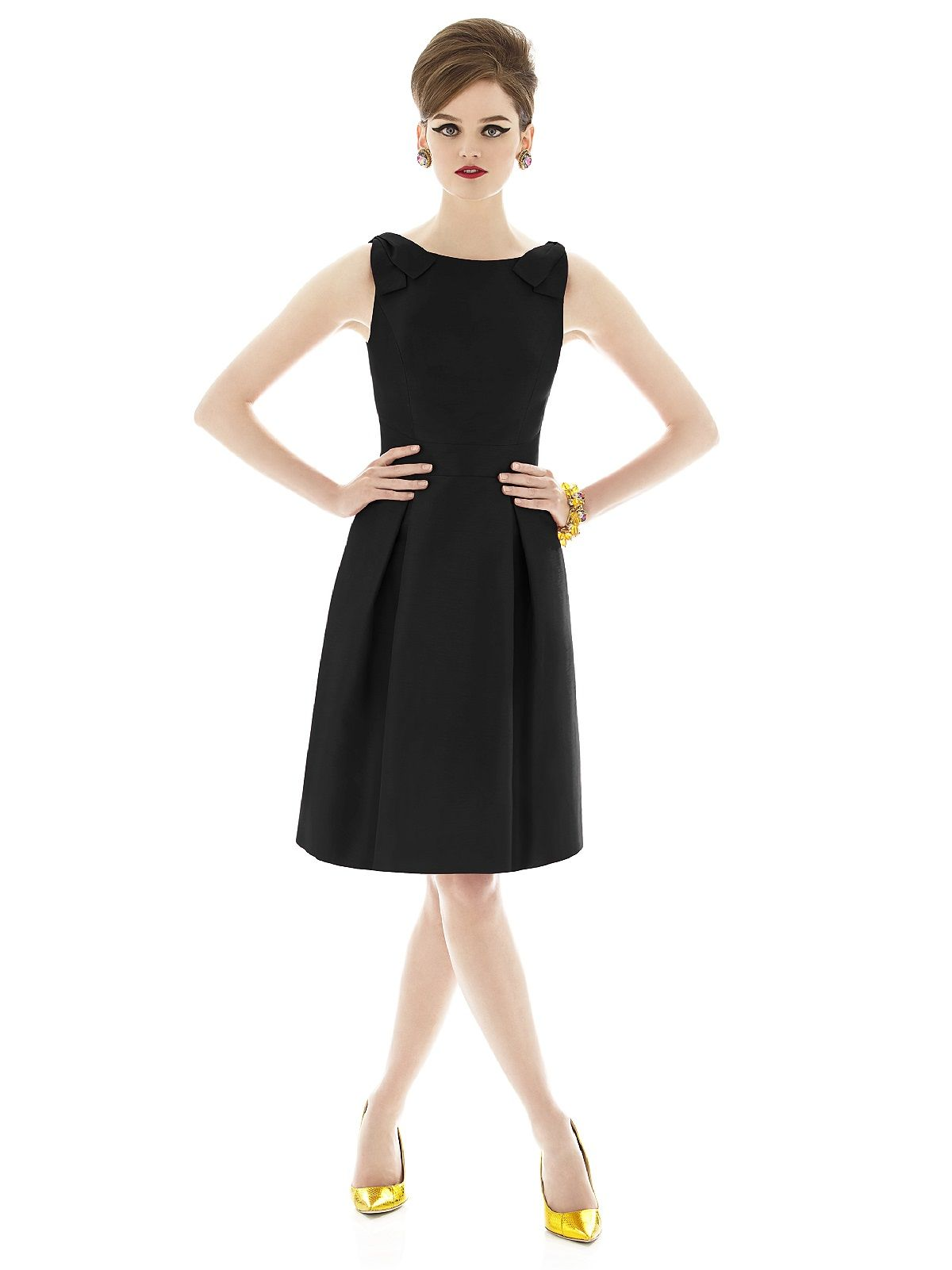 Alfred Sung Style D626 http://www.dessy.com/dresses/bridesmaid/d626/