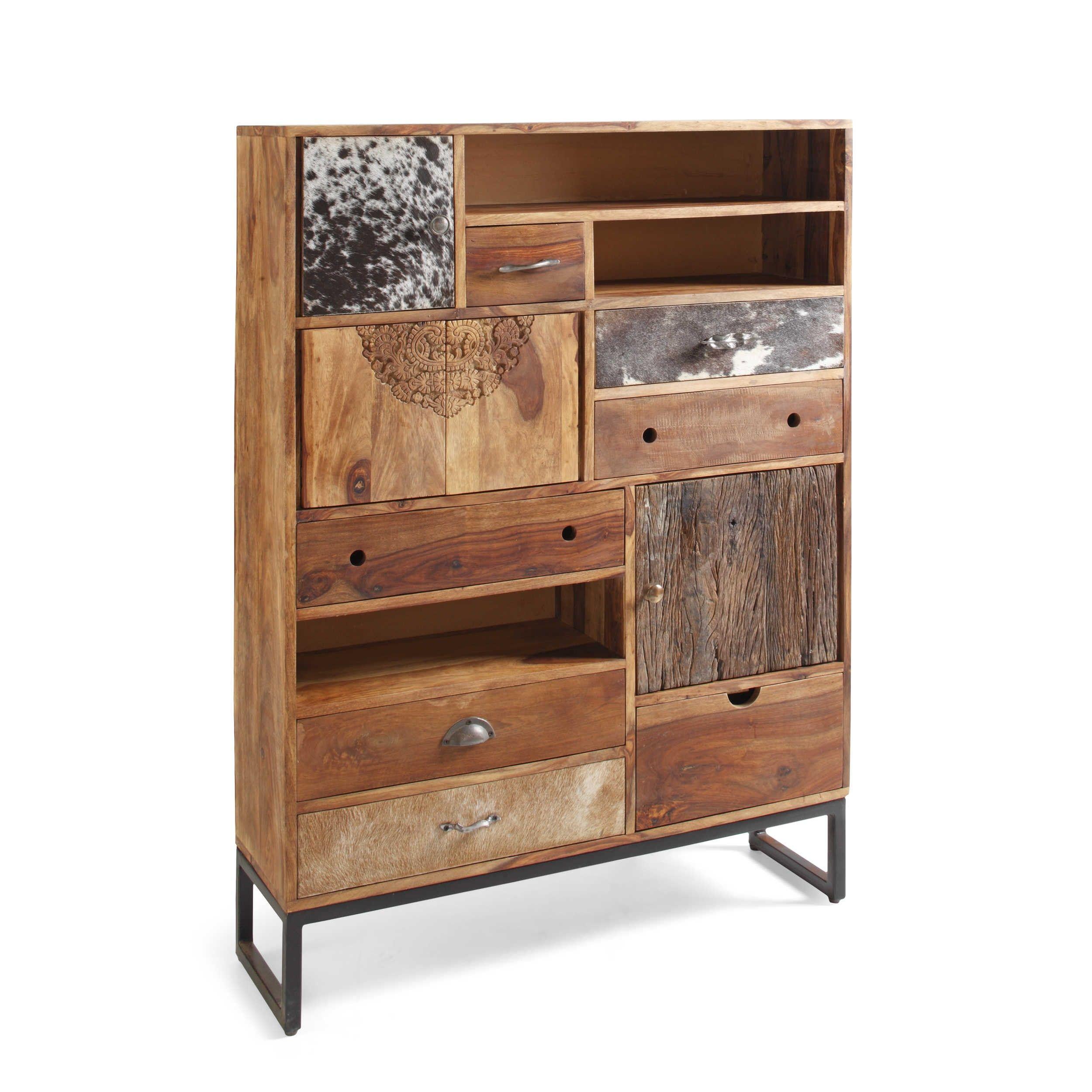 kare kommode rodeo sideboards kommoden kommoden esszimmer m bel alpenchic. Black Bedroom Furniture Sets. Home Design Ideas