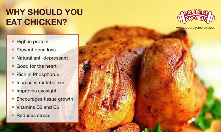 Read Health Benefits Of Eating Chicken Poultry Protein Benefits