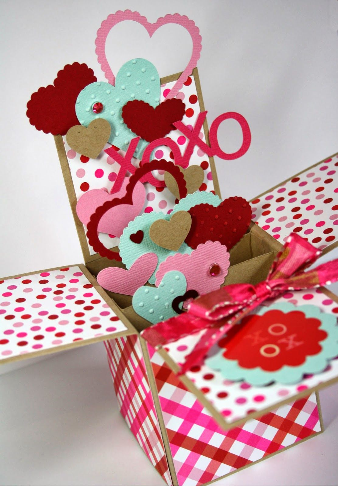 httpscrappingoutsidethelinesblogspotcoil201402valentine – Valentines Card Pop Up