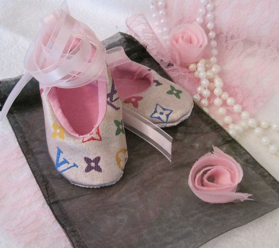 Louis Vuitton Baby Shoes Custom Made Louis Vuitton Baby Shoes