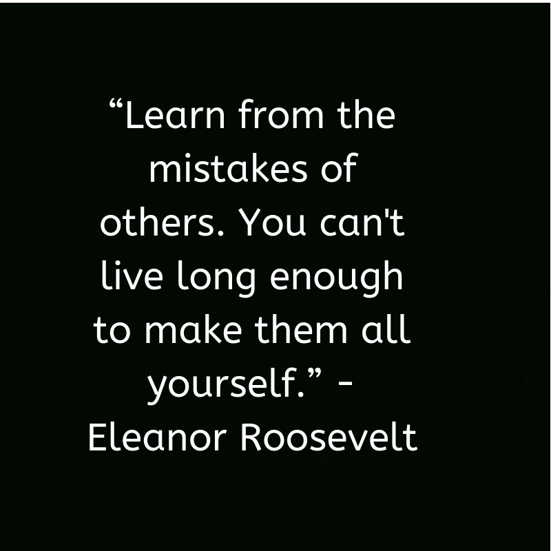 Quotes On Learning From Others