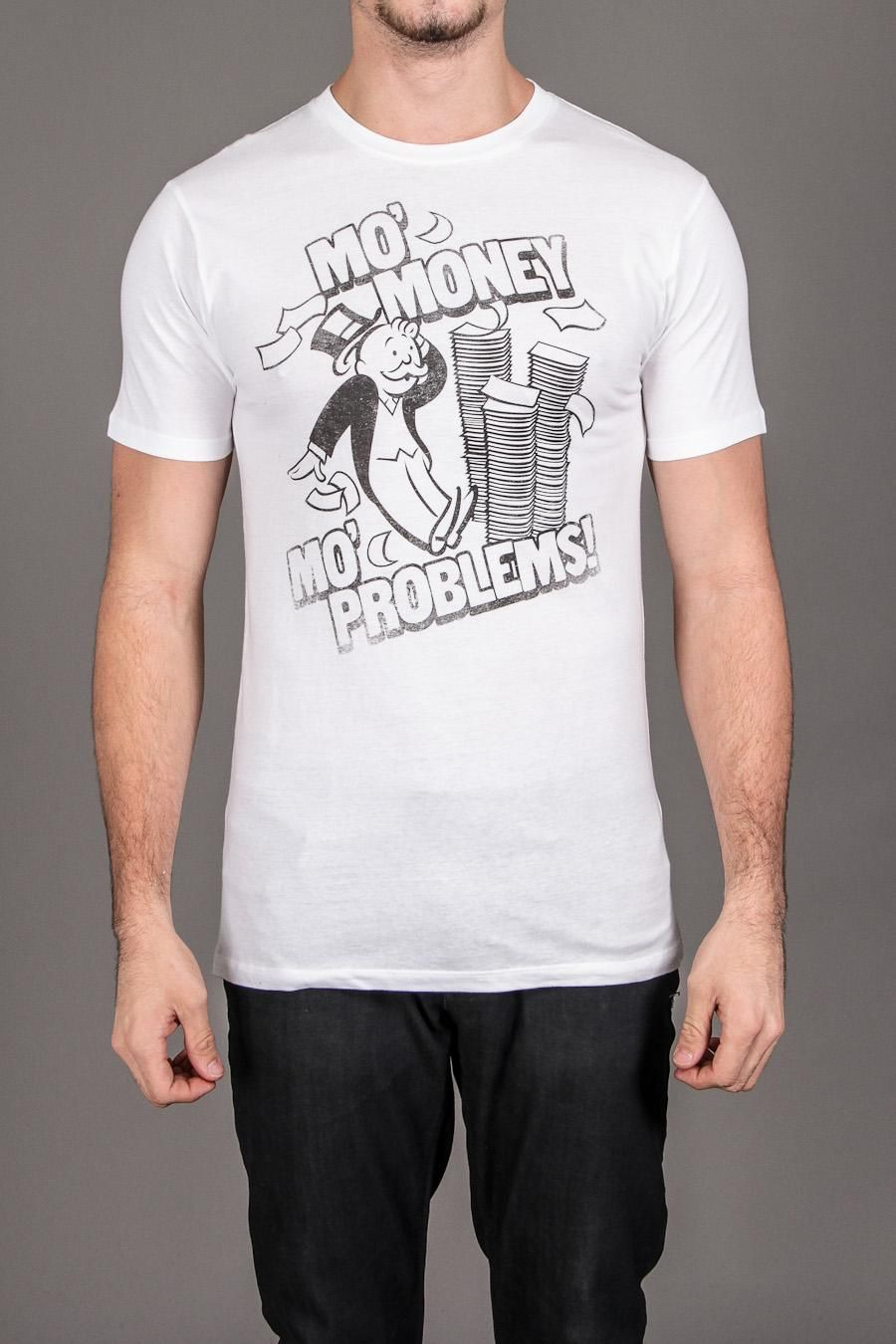 Goodie Two Sleeves Mo Money Mo Problems Tee