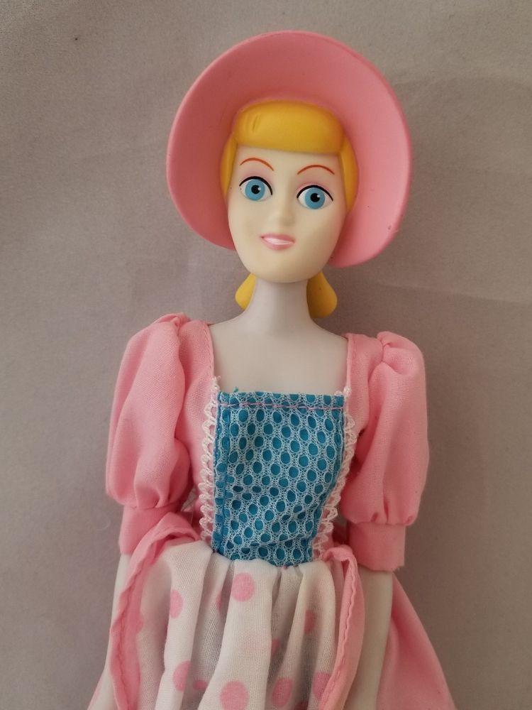 Disney Pixar Vintage Toy Story Little Bo Peep Barbie Style Doll Complete  Outfit  Disney b38e7e167f1