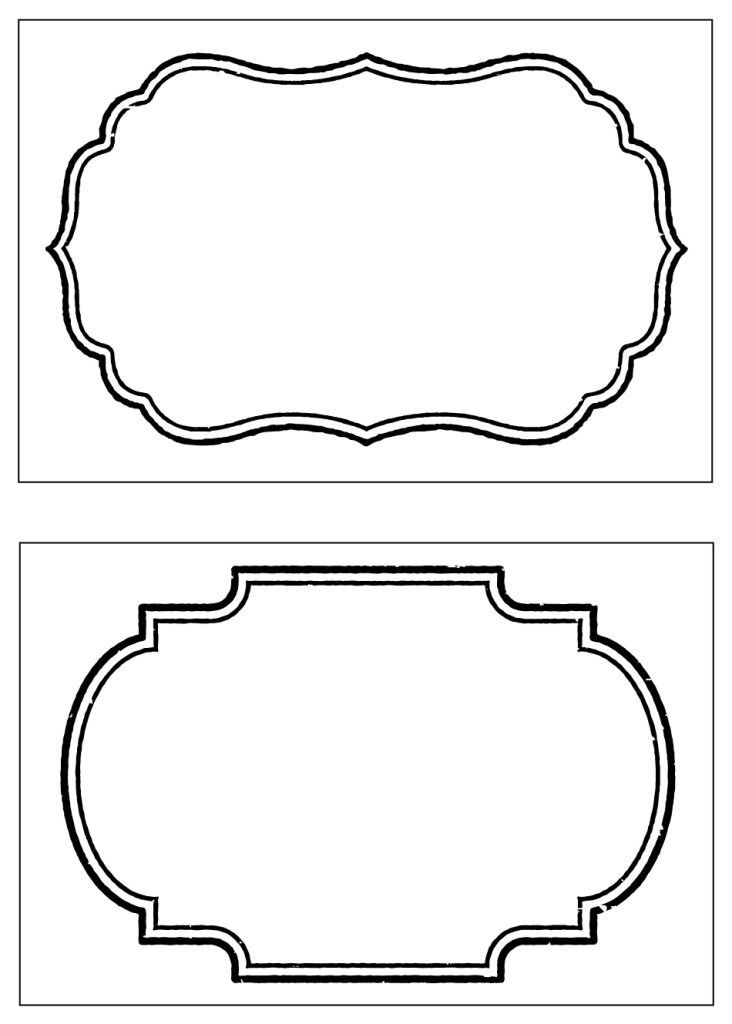 Blank Food Label Template 4 Templates Example Templates Example Labels Printables Free Templates Free Label Templates Labels Printables Free