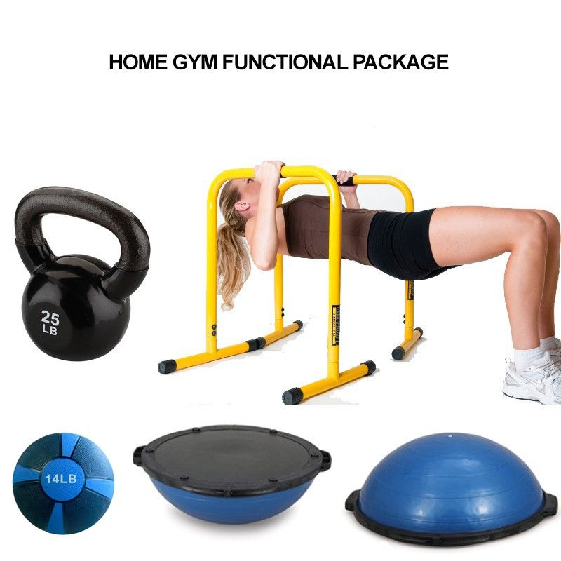 Home gym package functional training fitness equipment
