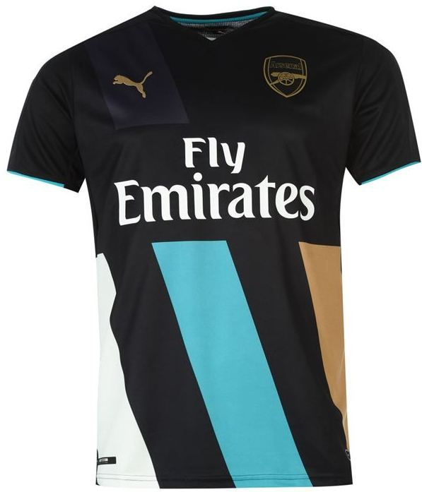 db7117647a7 New Arsenal Third Kit 2015-2016- Arsenal Cup Jersey 15-16 by Puma ...
