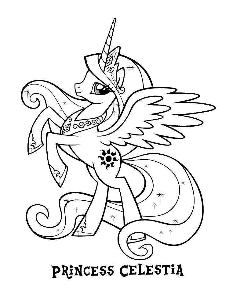 раскраски май литл пони аликорны - Поиск в Google ...