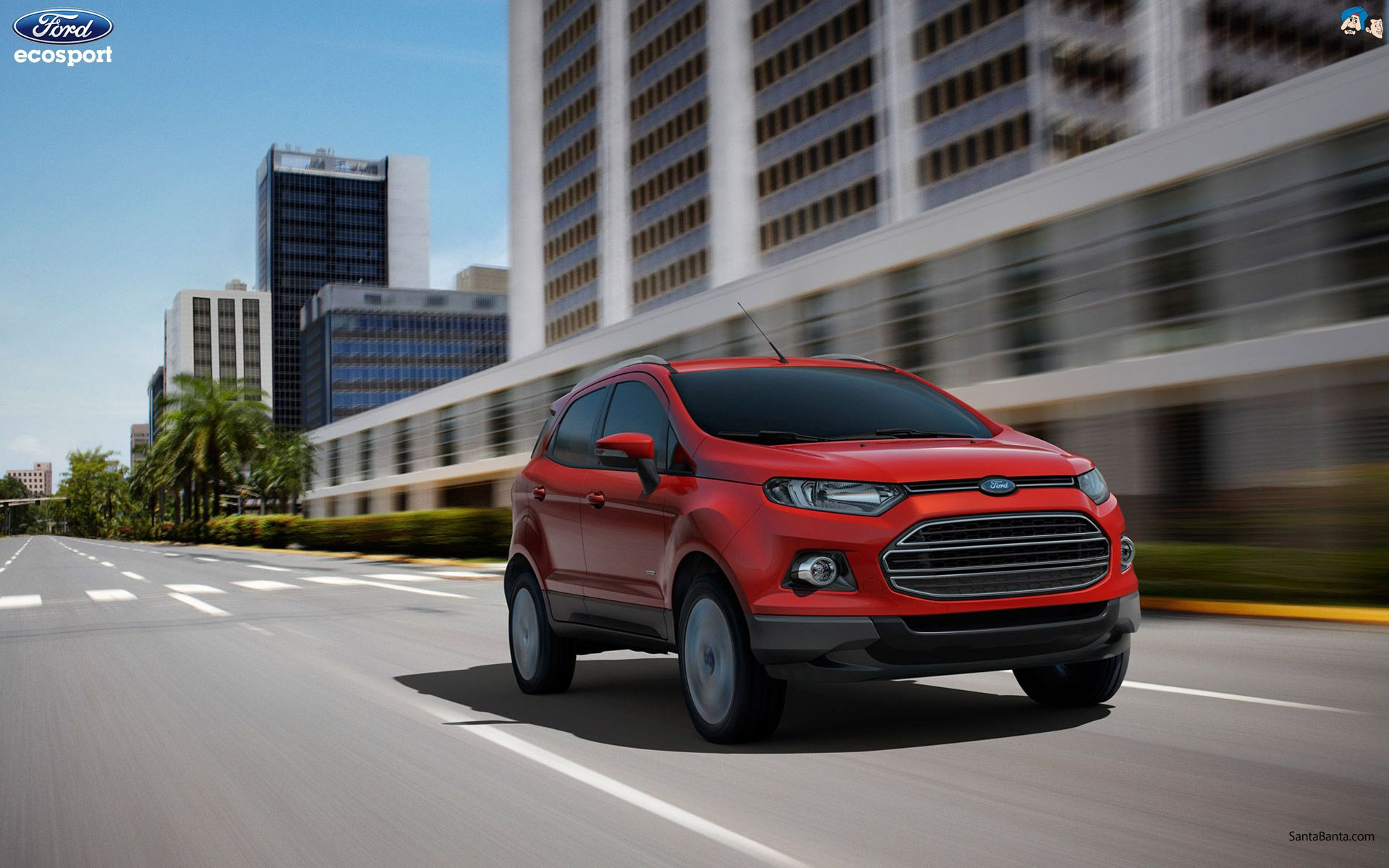 Ford Ecosport Ford ecosport, New cars, Car