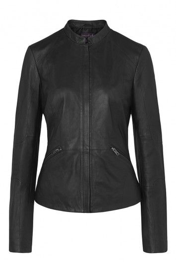 Soft Leather Jacket | Long tall Sally | Pinterest | Soft leather ...
