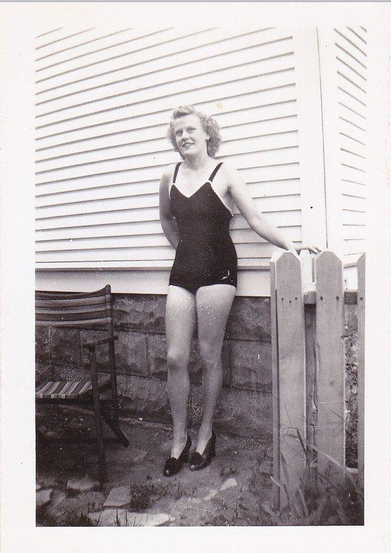 Vintage tan lines