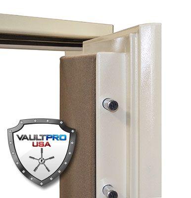 Step System Vault Door With Palusol Fire Gaskets Vault