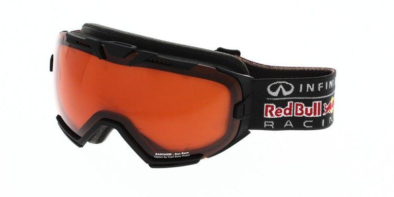 80ab83b9b070d Red Bull Racing Eyewear Goggles RBRE Rascasse 002S Black Sun Race ...