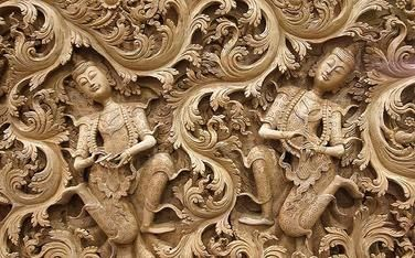Thai Wood Carving Google Search Wood Sculpture Wood Carving Carving