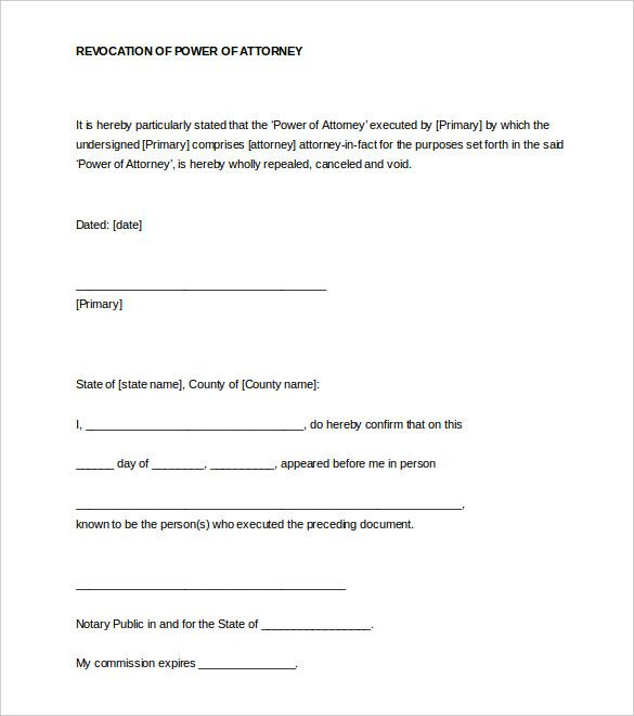 Notarized Document Template Letter Template Word Lettering