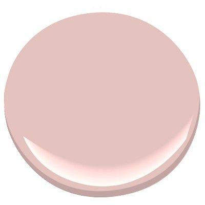 Georgia Pink 2092 60 Paint Benjamin Moore Color Details