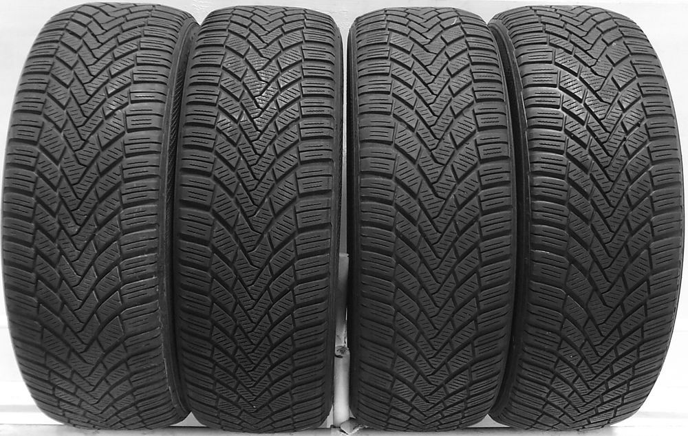 4 2055516 Continental 205 55 16 Winter Ts850 Used Part Worn Tyres X4