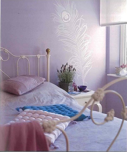 Lavender Colour Bedroom Ideas   Add A Splash Of Lavender Colour In Your  Bedroom And See The Result. Lavender Colour Gives A Soothing And Romantic  Look
