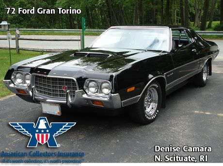 The Ford Torino Was Named After The City Of Turin Torino In