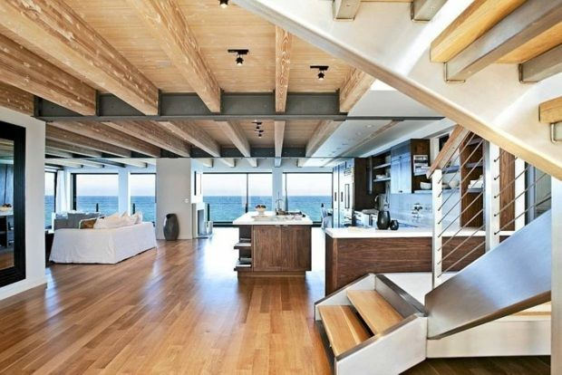 Plafonds modernes pour chaque intérieur en idées intéressantes