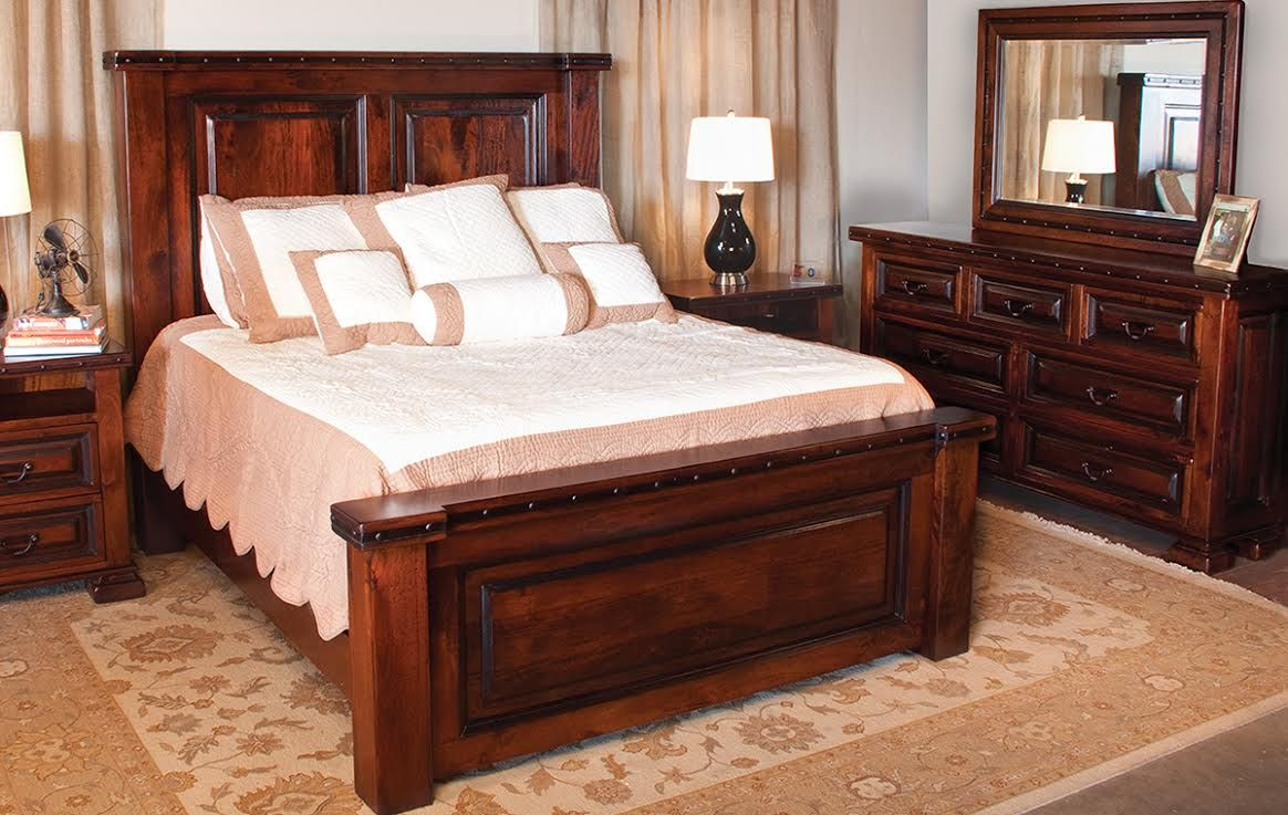 Home Trends & Design Rio Grande Bedroom Collection ...