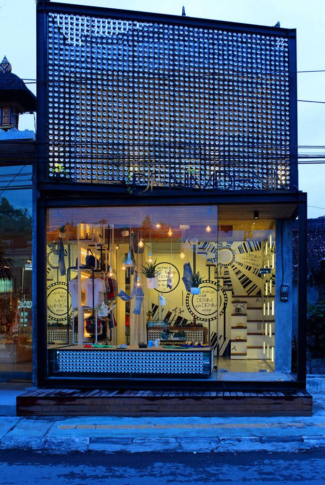 Gallery of Denimdenim / Word of Mouth Architecture - 1