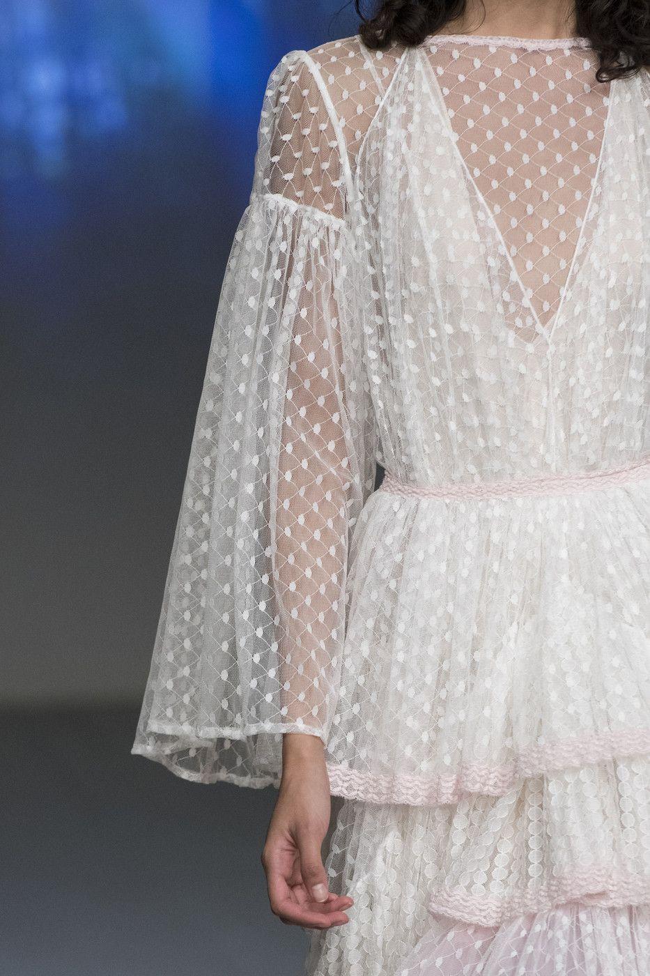 aacac9ad128 Bora Aksu at London Fashion Week Spring 2019 - Livingly