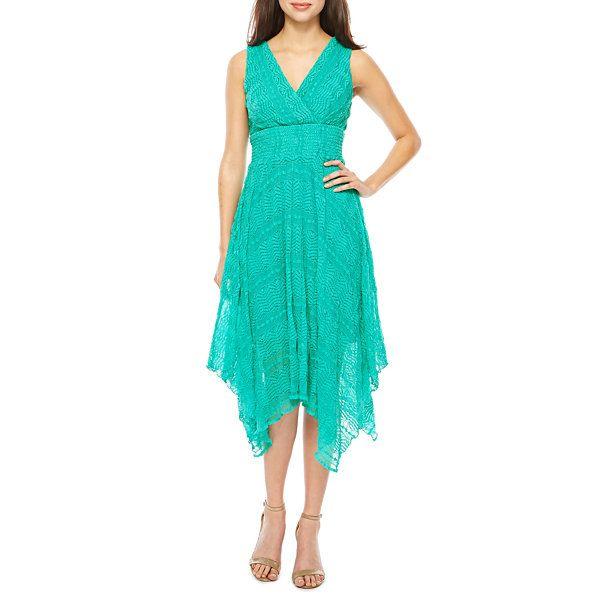 bec3117e28cc6 Rabbit Rabbit Rabbit Design Sleeveless Alternative Hem Maxi Dress - JCPenney