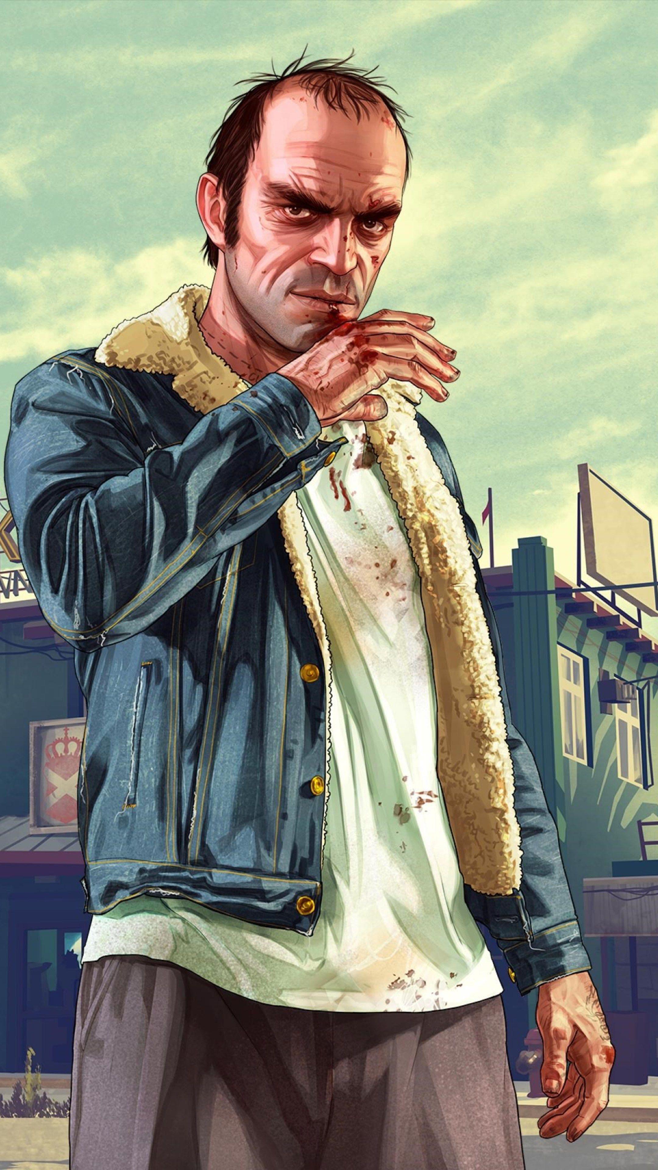 Misc Grand Theft Auto Trevor wallpapers Desenhos