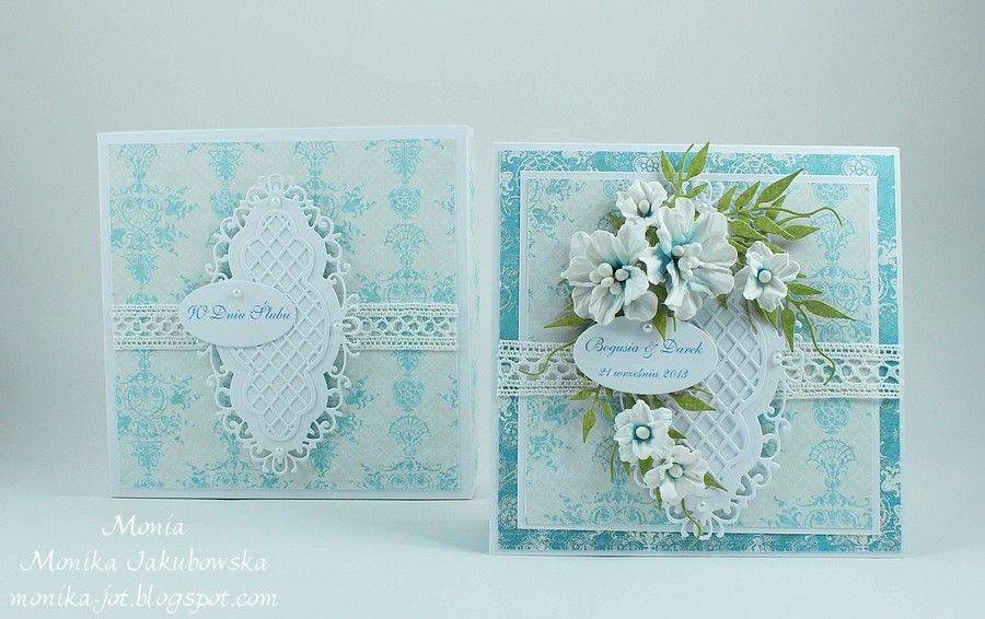 Slubny Bukiet Marianne Design Cards Cards Handmade Cards