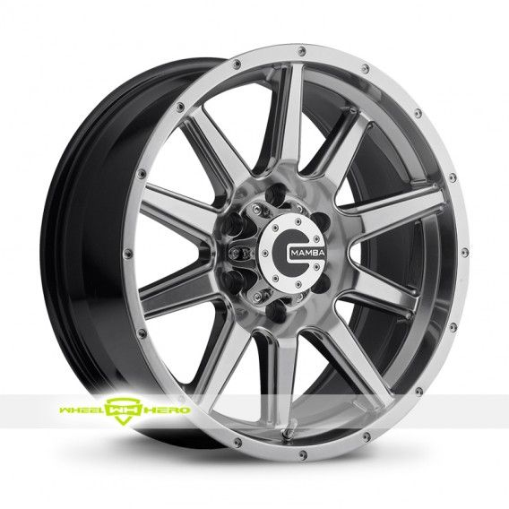 Mamba M15 Silver Wheels For Sale Mamba M15 Rims And Tires Custom Wheels Wheels For Sale Wheel